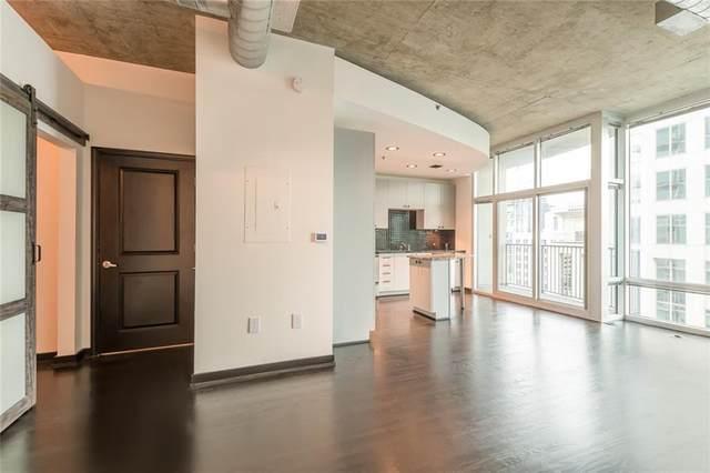 943 Peachtree Street NE #1405, Atlanta, GA 30309 (MLS #6826711) :: AlpharettaZen Expert Home Advisors
