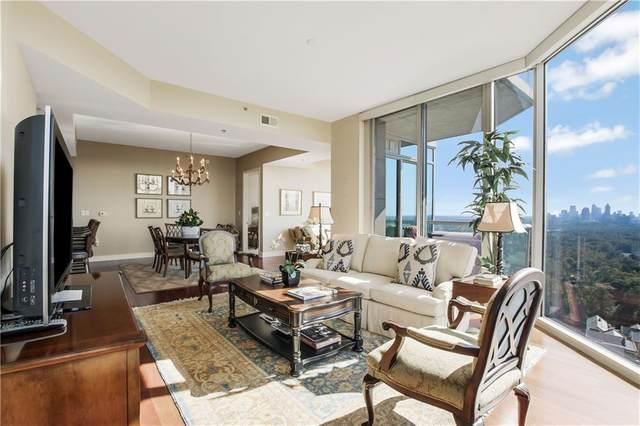 2795 Peachtree Road NE #2402, Atlanta, GA 30305 (MLS #6826720) :: Path & Post Real Estate