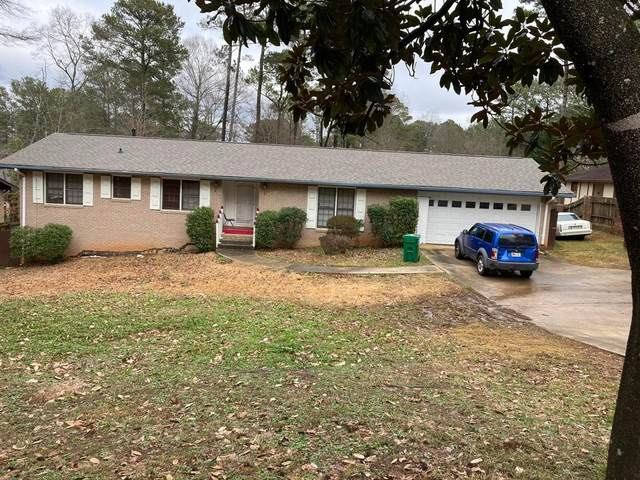 656 S Indian Creek Drive, Stone Mountain, GA 30083 (MLS #6827478) :: North Atlanta Home Team