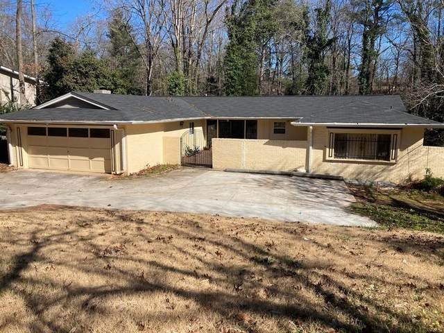 551 S Rays Road, Stone Mountain, GA 30083 (MLS #6828738) :: North Atlanta Home Team