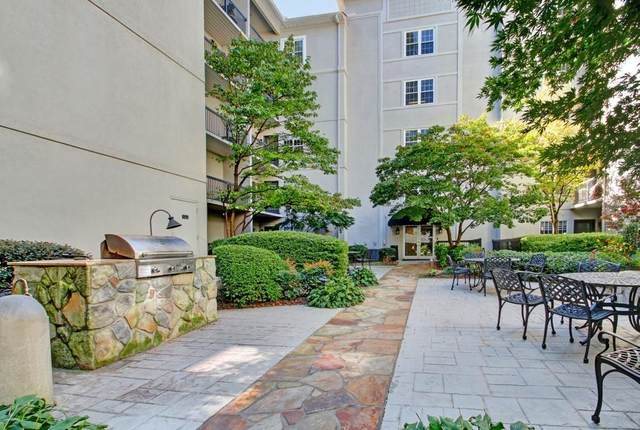 1075 Peachtree Walk NE A119, Atlanta, GA 30309 (MLS #6830926) :: Tonda Booker Real Estate Sales