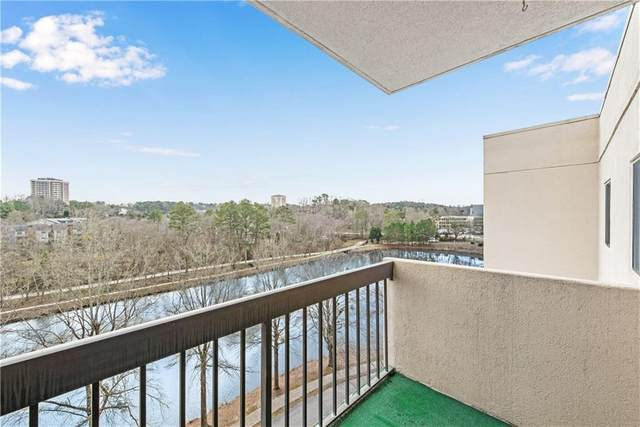 1800 Clairmont Lake #708, Decatur, GA 30033 (MLS #6830993) :: The Gurley Team