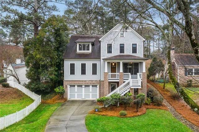 1017 Northrope Drive, Atlanta, GA 30324 (MLS #6833285) :: The Zac Team @ RE/MAX Metro Atlanta