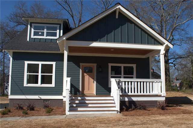 339 N Madison Avenue, Monroe, GA 30655 (MLS #6836139) :: Path & Post Real Estate