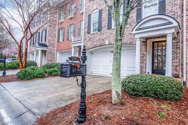 1707 Legacy Cove Lane, Roswell, GA 30075 (MLS #6837687) :: The Butler/Swayne Team