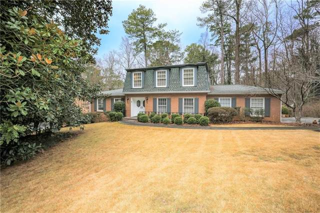 1971 Breckenridge Drive, Atlanta, GA 30345 (MLS #6839966) :: The Realty Queen & Team