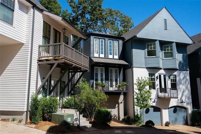 1887 Vigo Street NE #40, Atlanta, GA 30307 (MLS #6840083) :: North Atlanta Home Team