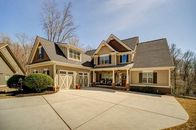 5725 Meadow View Drive, Jefferson, GA 30549 (MLS #6844472) :: The Butler/Swayne Team