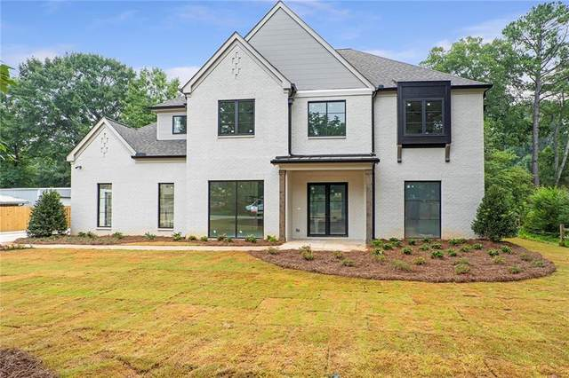 201 Brooke Drive, Alpharetta, GA 30009 (MLS #6844564) :: North Atlanta Home Team