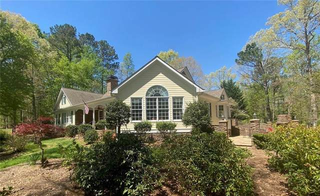1021 Forrest Highlands, Greensboro, GA 30642 (MLS #6846871) :: The Gurley Team