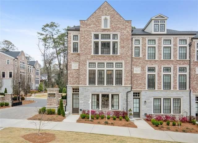 259 Devin Place NE, Atlanta, GA 30305 (MLS #6848814) :: RE/MAX Prestige