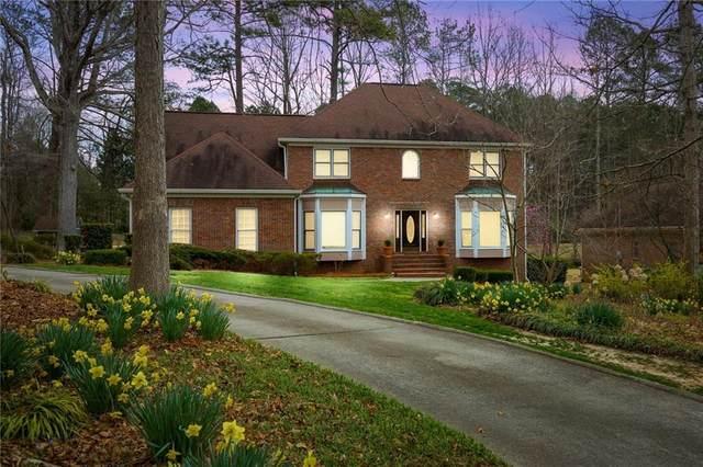 2682 Moon Cabin Drive, Powder Springs, GA 30127 (MLS #6853973) :: North Atlanta Home Team