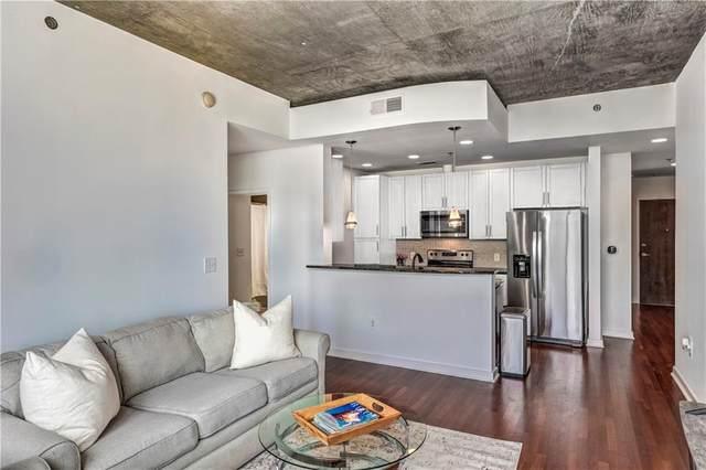 855 Peachtree Street NE #2106, Atlanta, GA 30308 (MLS #6862585) :: RE/MAX Prestige