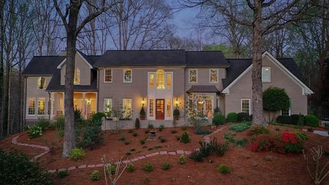 9460 Huntcliff Trace, Sandy Springs, GA 30350 (MLS #6863293) :: Good Living Real Estate