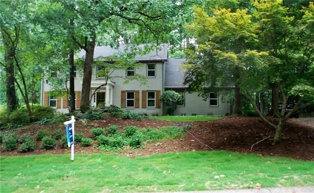 810 Hampton Place SW, Marietta, GA 30064 (MLS #6864534) :: North Atlanta Home Team