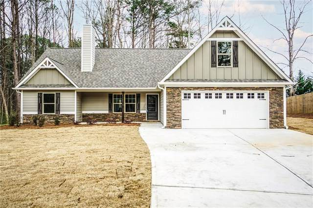0000 Salacoa Vista, Jasper, GA 30143 (MLS #6867860) :: Kennesaw Life Real Estate