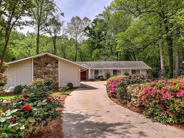 331 Ridgewater Drive, Marietta, GA 30068 (MLS #6870823) :: North Atlanta Home Team