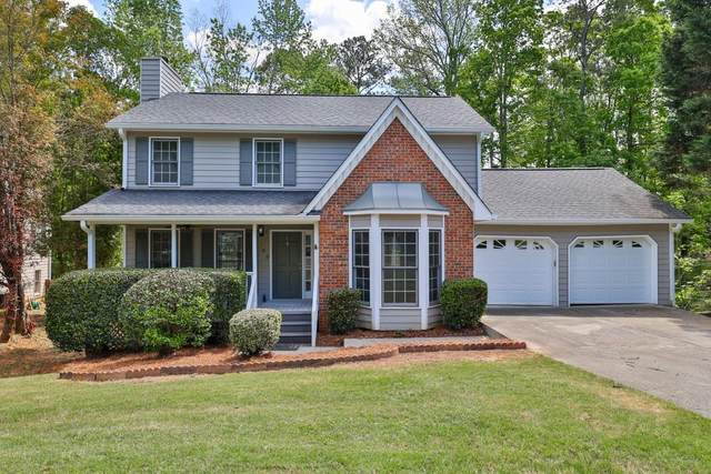 300 Clubhouse Court NW, Kennesaw, GA 30144 (MLS #6871852) :: North Atlanta Home Team