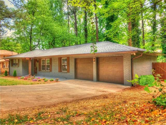 2653 Preston Drive, Decatur, GA 30034 (MLS #6872879) :: Todd Lemoine Team