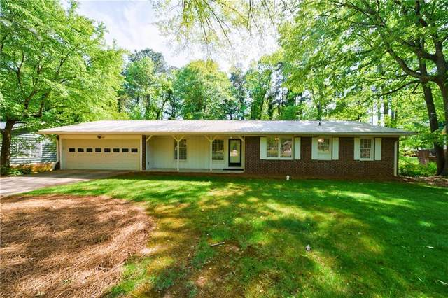 4010 Manor House Drive, Marietta, GA 30062 (MLS #6874979) :: North Atlanta Home Team