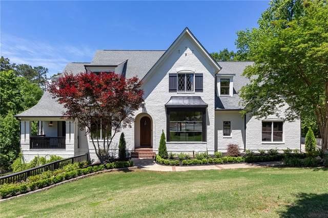 93 Thompson Place, Roswell, GA 30075 (MLS #6877272) :: North Atlanta Home Team