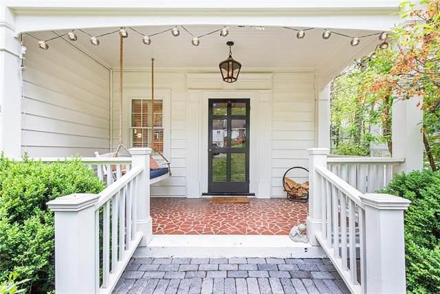 2067 Cottage Lane NW, Atlanta, GA 30318 (MLS #6877978) :: The Zac Team @ RE/MAX Metro Atlanta