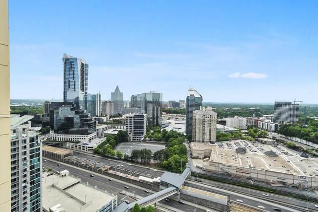 3445 Stratford Road NE #3302, Atlanta, GA 30326 (MLS #6879121) :: North Atlanta Home Team