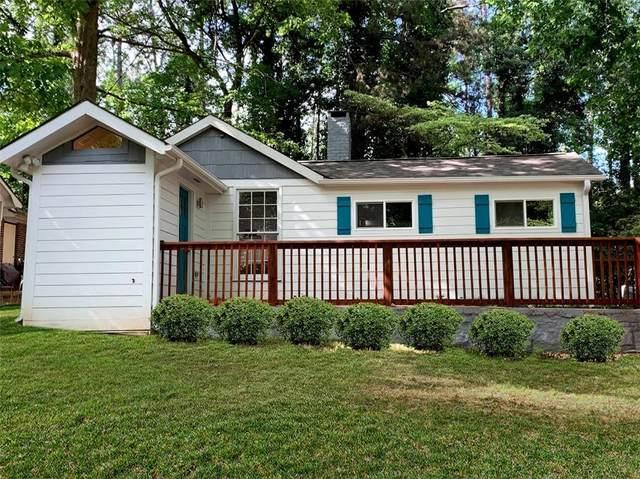 4640 Ridge Drive, Pine Lake, GA 30072 (MLS #6881507) :: North Atlanta Home Team