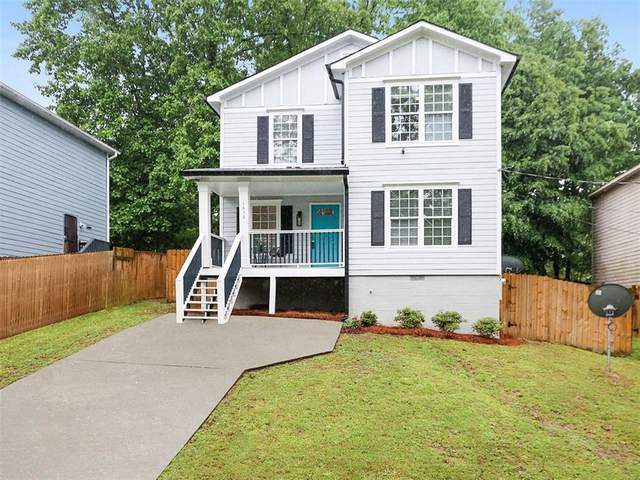 1438 Rome Drive NW, Atlanta, GA 30314 (MLS #6883076) :: North Atlanta Home Team