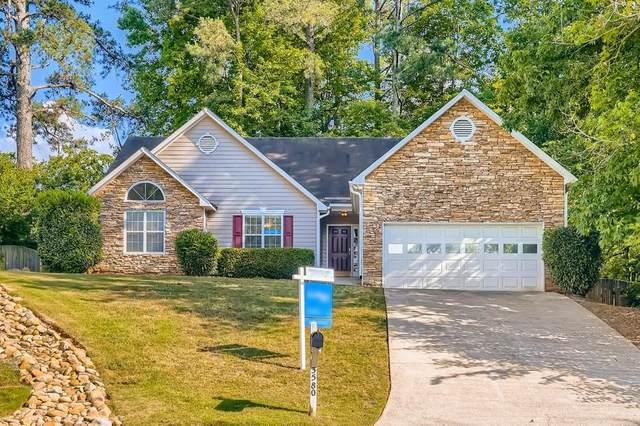 3580 Ridings Court NW, Kennesaw, GA 30144 (MLS #6883678) :: Charlie Ballard Real Estate