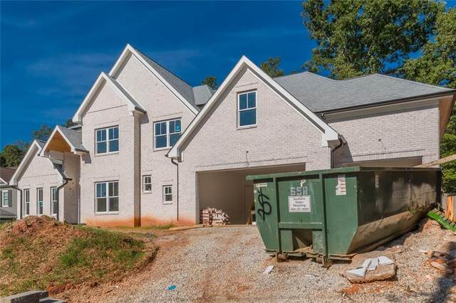 3106 Dickson Street NE, Brookhaven, GA 30319 (MLS #6884074) :: North Atlanta Home Team