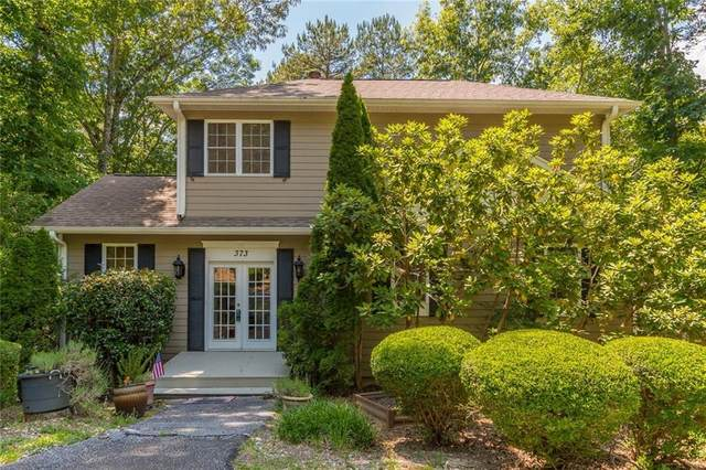 373 Dach Bruecke Gasse, Helen, GA 30545 (MLS #6885786) :: Kennesaw Life Real Estate