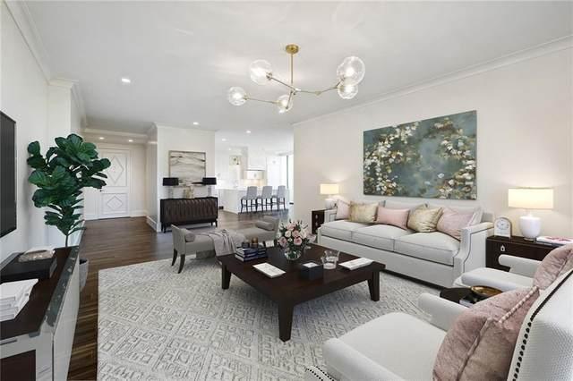2575 Peachtree Road NE 16F, Atlanta, GA 30305 (MLS #6886338) :: Atlanta Communities Real Estate Brokerage