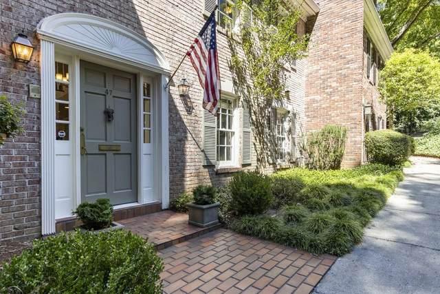 3050 Margaret Mitchell Drive #47, Atlanta, GA 30327 (MLS #6892400) :: Kennesaw Life Real Estate
