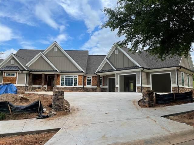 6724 Horse Shoe Circle, Gainesville, GA 30506 (MLS #6892852) :: The Huffaker Group