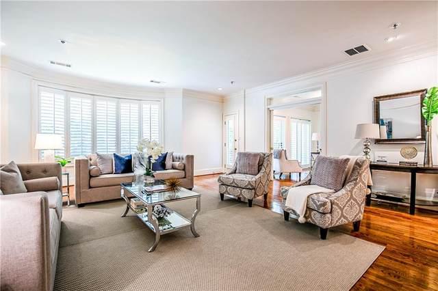 2960 Pharr Court South Nw N-1, Atlanta, GA 30305 (MLS #6895370) :: The Kroupa Team | Berkshire Hathaway HomeServices Georgia Properties
