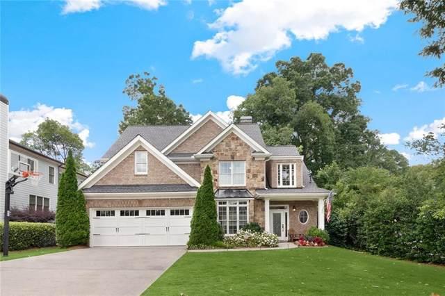 1476 Grant Drive NE, Brookhaven, GA 30319 (MLS #6897130) :: Rock River Realty