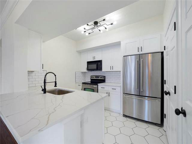 2161 Peachtree Road NE #301, Atlanta, GA 30309 (MLS #6897571) :: Atlanta Communities Real Estate Brokerage