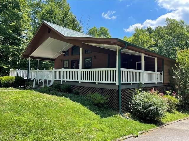 176 Mountain Hideaway Trail, Blue Ridge, GA 30513 (MLS #6898999) :: North Atlanta Home Team