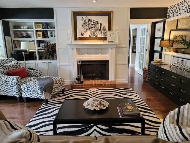 821 Heritage Drive SW, Marietta, GA 30064 (MLS #6899170) :: North Atlanta Home Team
