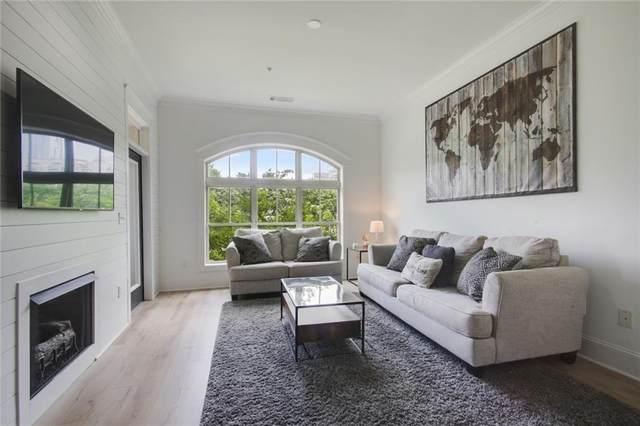 625 Piedmont Avenue NE #1027, Atlanta, GA 30308 (MLS #6902144) :: Kennesaw Life Real Estate