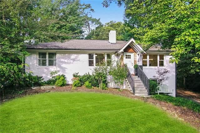 1986 Lebanon Drive, Atlanta, GA 30324 (MLS #6903233) :: Dawn & Amy Real Estate Team