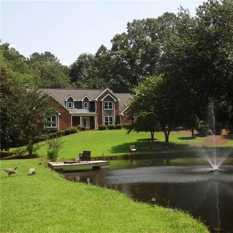 1375 Jamerson Road, Marietta, GA 30066 (MLS #6906672) :: Path & Post Real Estate
