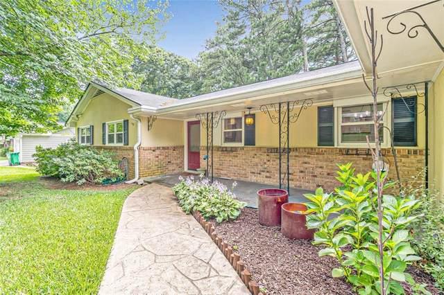2850 Templar Knight Drive, Tucker, GA 30084 (MLS #6906704) :: North Atlanta Home Team