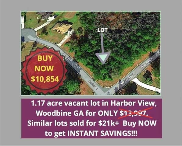 0 Harbor View Drive, Woodbine, GA 31569 (MLS #6912408) :: North Atlanta Home Team