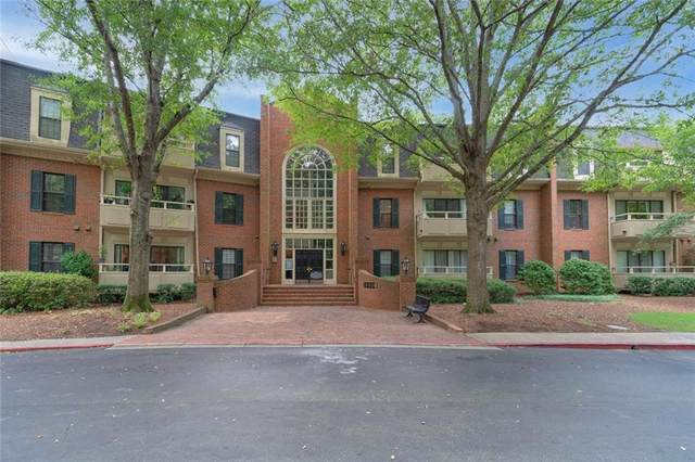 25214 Plantation Drive NE #214, Atlanta, GA 30324 (MLS #6923712) :: Dillard and Company Realty Group