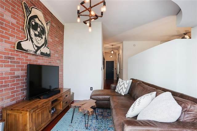 855 Peachtree Street NE #1312, Atlanta, GA 30308 (MLS #6923811) :: Tonda Booker Real Estate Sales