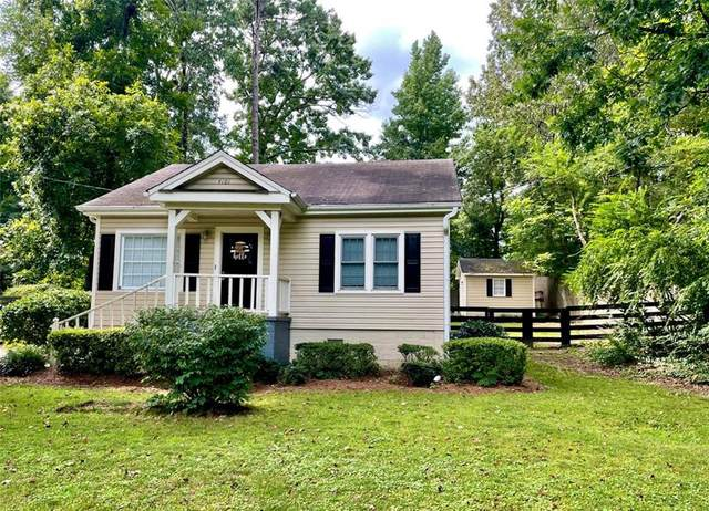 4101 Morgan Road, Tucker, GA 30084 (MLS #6924879) :: North Atlanta Home Team