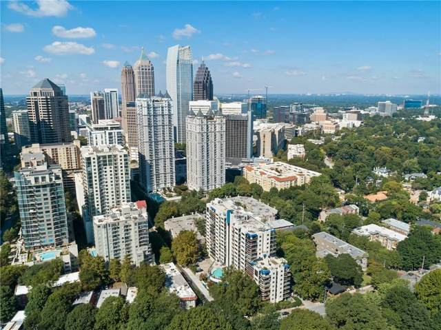 1130 Piedmont Avenue NE #1502, Atlanta, GA 30309 (MLS #6932480) :: Dillard and Company Realty Group