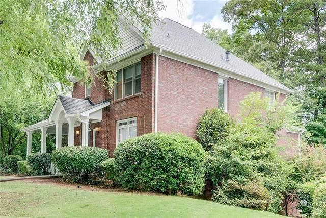1803 N Decatur Road NE, Atlanta, GA 30307 (MLS #6932492) :: Dillard and Company Realty Group